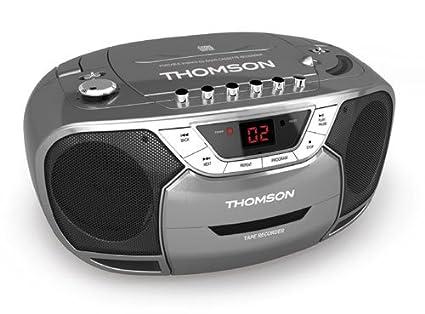 Comparer THOMSON RK110CD NOIR