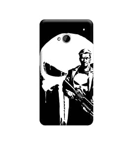 EPICCASE Premium Printed Mobile Back Case Cover With Full protection For HTC One M7 (Designer Case)