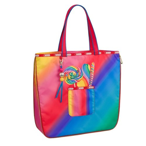 Dylan's Candy Bar LeSportsac LeSweet Tote in Sugar Stash