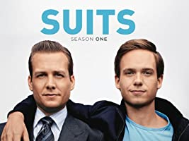 Suits OmU - Staffel 1