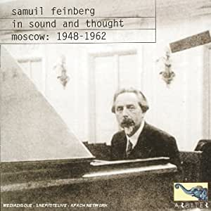 In Sound And Thought : Moscou (1948-1962)