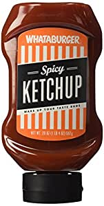Amazon.com : Whataburger Condiments (Pack of 1) (Spicy ...