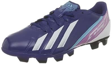adidas F5 Trx Fg, Chaussures de football homme - Bleu - Blau (DRKBLU/RUNWH), 40 EU