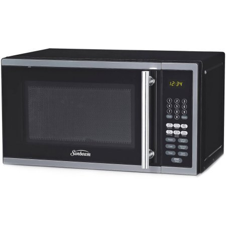 Sunbeam 0.7 cu ft Digital Microwave (Under Cabinet Toaster Oven Small compare prices)