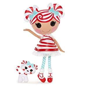 Lalaloopsy Doll - Mint E Stripes