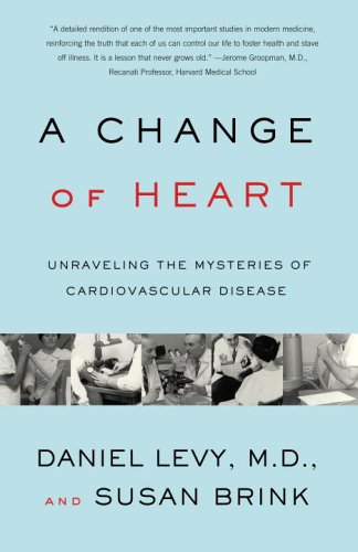 Change of Heart: Unraveling the Mysteries of Cardiovascular Disease.