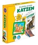 Die gro�e Mal- und Lernbox, Katzen m....
