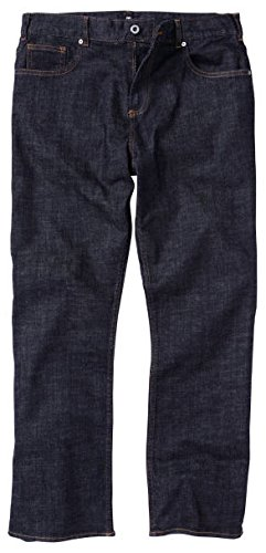 DC Men's DC Loose Denim Pant, Indigo Rinse, 28x30