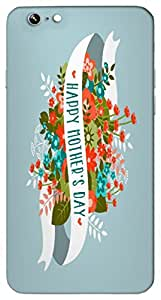 Timpax protective Armor Hard Bumper Back Case Cover. Multicolor printed on 3 Dimensional case with latest & finest graphic design art. Compatible with Apple iPhone 6 + (Plus ) Design No : TDZ-27453
