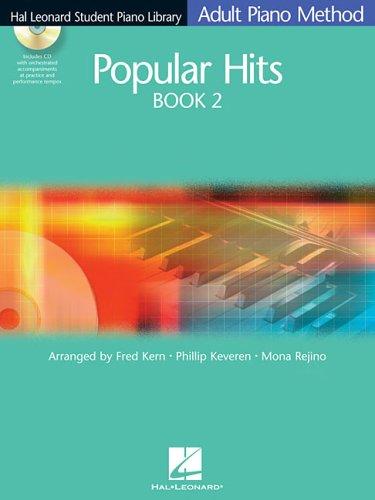 Popular Hits Book 2 - Book/CD Pack: Hal Leonard Student...