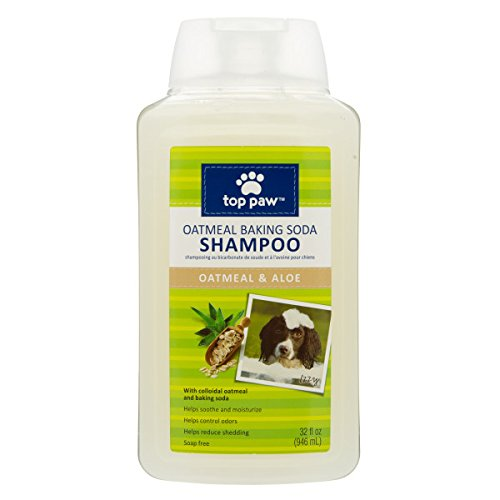 Top Paw Oatmeal Baking Soda Dog Shampoo, 32 fl oz (Baking Soda Dog Shampoo compare prices)