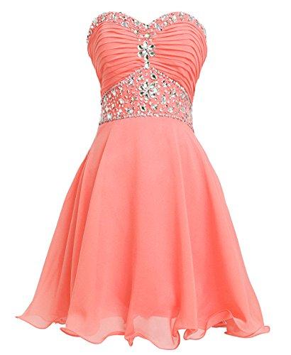 Fashion-Plaza-Short-Chiffon-Strapless-Crystal-Homecoming-Dress-D0263
