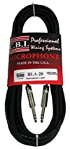 CBI Ultimate Series 1/4 Inch TRS to 1/4 Inch TRS Cable - 20 Foot