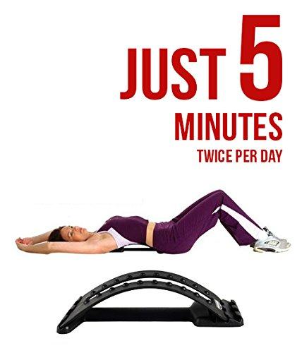 stretch mate orthopedic back stretcher instructions