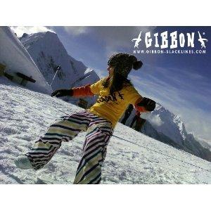 GIBBON FUNLINE ギボン ファンライン 並行輸入品 【家族におすすめ。子供や女性、初級者に理想的なライン】