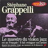 echange, troc Stéphane Grappelli - Le Maestro du violon jazz