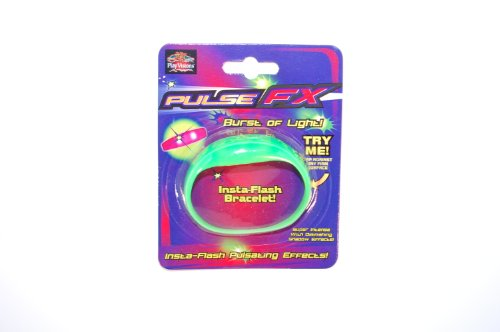 Play Visions Pulse FX Bracelet, Comes in Assorted Colors