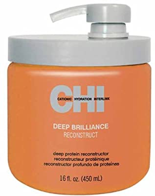 Cheapest Chi Deep Brilliance Moisture Shine Treatment, 16 Fluid Ounce from Chi - Free Shipping Available