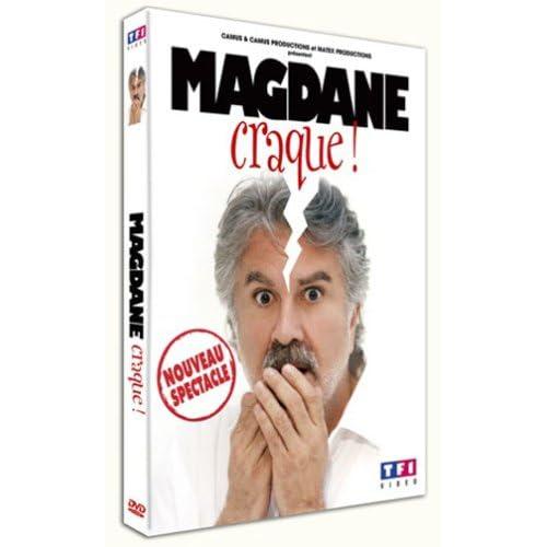 [MU] [DVDRiP] Roland Magdane : Magdane craque