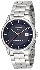 Tissot Men's T0864071120100 Asian Games Analog Display Swiss Automatic Silver Watch