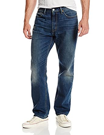 Levi's Men's 541 Athletic Straight Fit Jean, Blue Canyon, 30x30