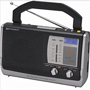 Portable Radio with AM/FM Portable Radio with AM/FM