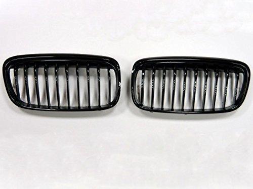 BMW 2Serie F45F45Gran Active Tourer schwarz glänzend Nieren Strand Grills