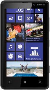 o2 Nokia Lumia 820 sw ohne Simlock, ohne Vertrag
