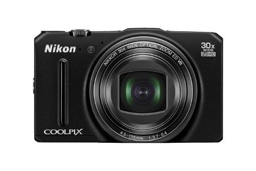 Nikon デジタルカメラ S9700 光学30倍 1605万画素 プレシャスブラック S9700BK