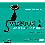 Winston: Agent auf leisen Pfoten (3 CDs)