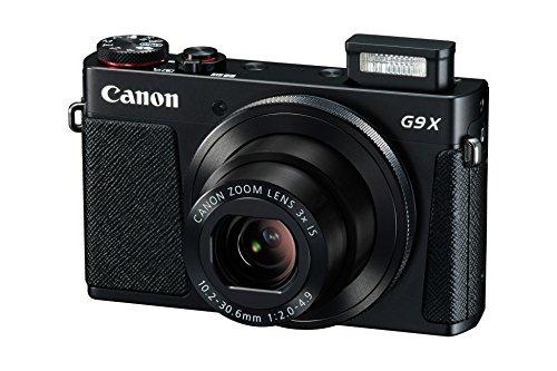 Canon PowerShot G9 X Fotocamera Compatta 20,2 Megapixel Digitale, Nero