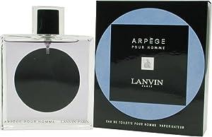 Arpege By Lanvin For Men. Eau De Toilette Spray 3.4 Ounces