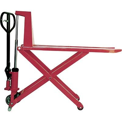 Northern Industrial High Lifting Hydraulic Pallet Truck - 2000-Lb. Capacity