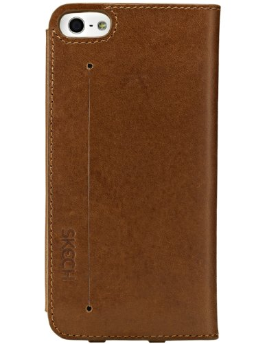 Special Sale Skech LissoBook for iPhone 5 & 5s - Tan