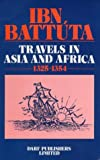 img - for Travels in Asia and Africa: 1325-1354 (The Broadway Travellers) book / textbook / text book