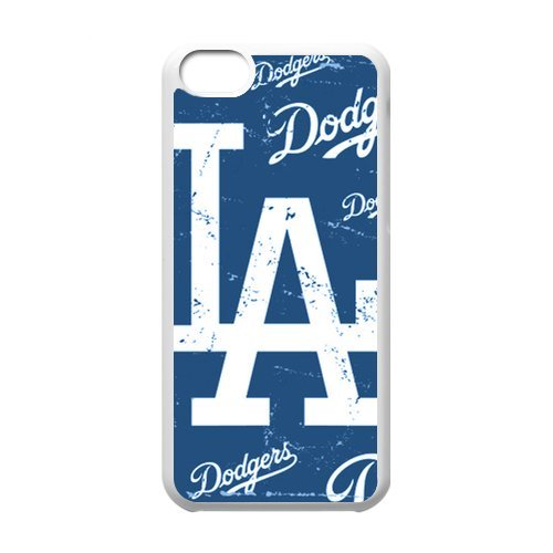 Generic Cell Phone Cases Cover For Apple Iphone 5C Case Fashionable Designed With Baseball Team Los Angeles Angels Background Personalized Case front-1079190
