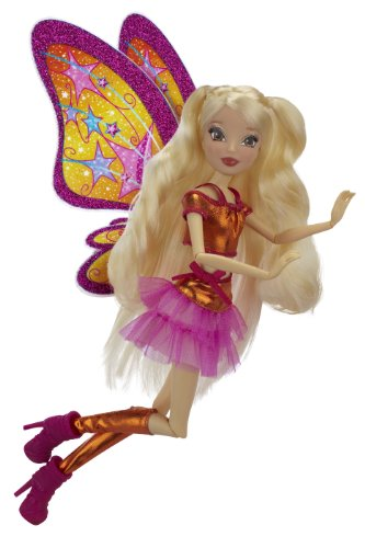 "Winx 11.5"" Deluxe Fashion Doll Believix - Stella"