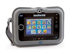 VTech InnoTab 3S Video Display Case 80-214100 Mounts Adjustable Strap Grey/Blue (Pic Display Case compare prices)