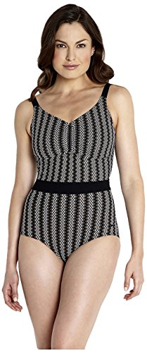 speedo-womens-sculpture-crystal-shine-printed-1-piece-swimsuit-black-pewter-white-32-inch