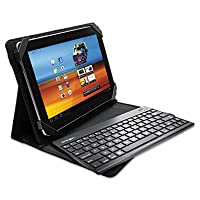 Kensington KeyFolio Pro 2 Universal Removable Keyboard, Case and Stand for 10-Inch Tablets, Black (K39519US) by Kensington