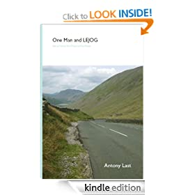 One Man and LEJOG