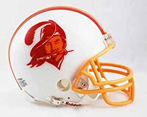 Riddell Tampa Bay Buccaneers Mini Replica Throwback Helmet by Riddell