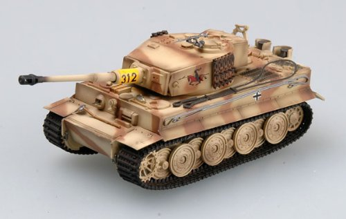 Easy Model 1:72 - Tiger I (late production) - Schwere Pz.Abt.505, 1 - EM36220