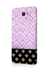 Cover Affair Pattern Printed Back Cover Case for Samsung Galaxy On 7 2016