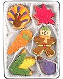 Beautiful Sweets Thanksgiving Season Organic Cookies