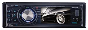 Boss Audio Systems BV7342B  In-Dash DVD/MP3/CD AM/FM Receiver with 3.2-Inch Widescreen TFT Monitor  (Black)