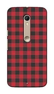 Motorola Moto X Style Hard Case Back Cover - Printed Designer Cover for Motorola Moto X Style - MOTXSTYLCHKSB19