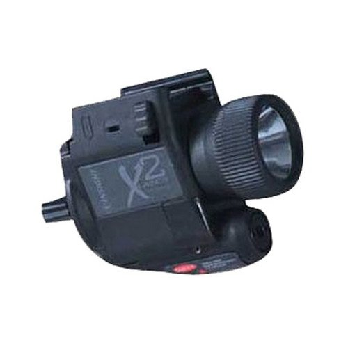 Insight Tech Gear X2 Tac Light W/Laser Xd,1911,Pt145,P2000 Sk Black Led 80 Lumens Mtv-701-A1