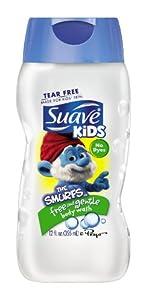Suave Kids Free & Gentle Body Wash, 12 oz