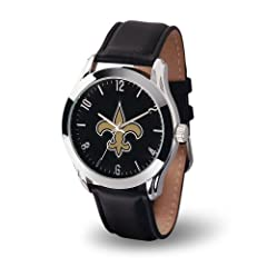 Brand New New Orleans Saints NFL Classic Series Mens Watch by Things for You